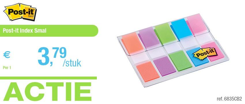 Post-IT geassorteerde kleuren
