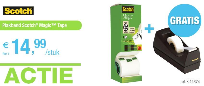 Plakband Scotch Magic Tape