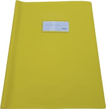 Bronyl schriftomslag ft 21 x 29,7 cm (A4), geel