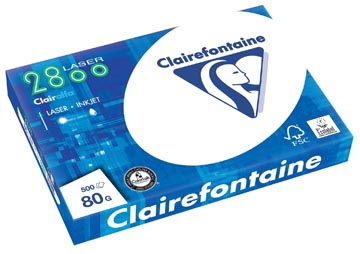 Clairefontaine Clairalfa printpapier ft A3, 80 g, pak van 500 vel
