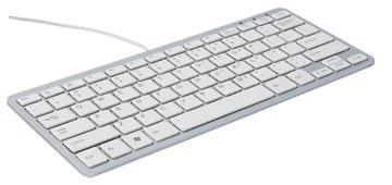 R-Go compact ergonomisch toetsenbord, qwerty