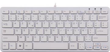 R-Go Compact ergonomisch toetsenbord, azerty, Belgische versie