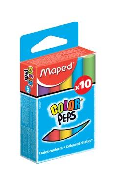Maped krijt geassorteerde kleuren