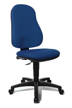 Topstar bureaustoel Point 50, blauw