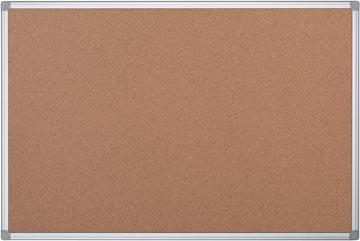 Pergamy kurkbord met aluminium frame ft 45 x 60 cm