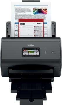 Brother scanner ADS-2800W