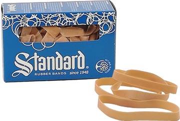 Standard elastieken 10 x 120 mm, doos van 100 g