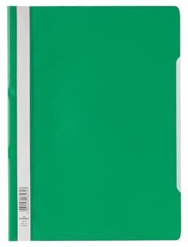 Durable snelhechtmap groen