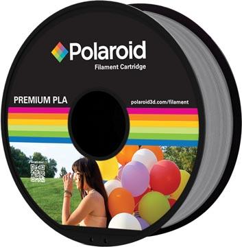 Polaroid 3D Universal Premium PLA filament, 1 kg, zilver