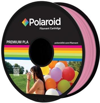 Polaroid 3D Universal Premium PLA filament, 1 kg, roze