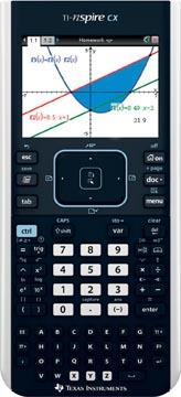 Texas grafische rekenmachine TI-Nspire teacher pack CX II-T: 10 stuks